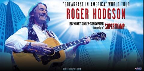 Roger Hodgson | Wim Daans - On Tour